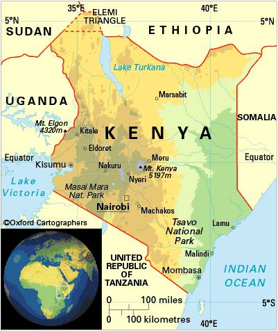 case study of tourism in kenya