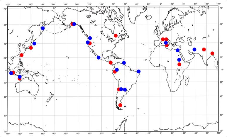 do volcanoes and earthquakes happen where tectonic plates meet